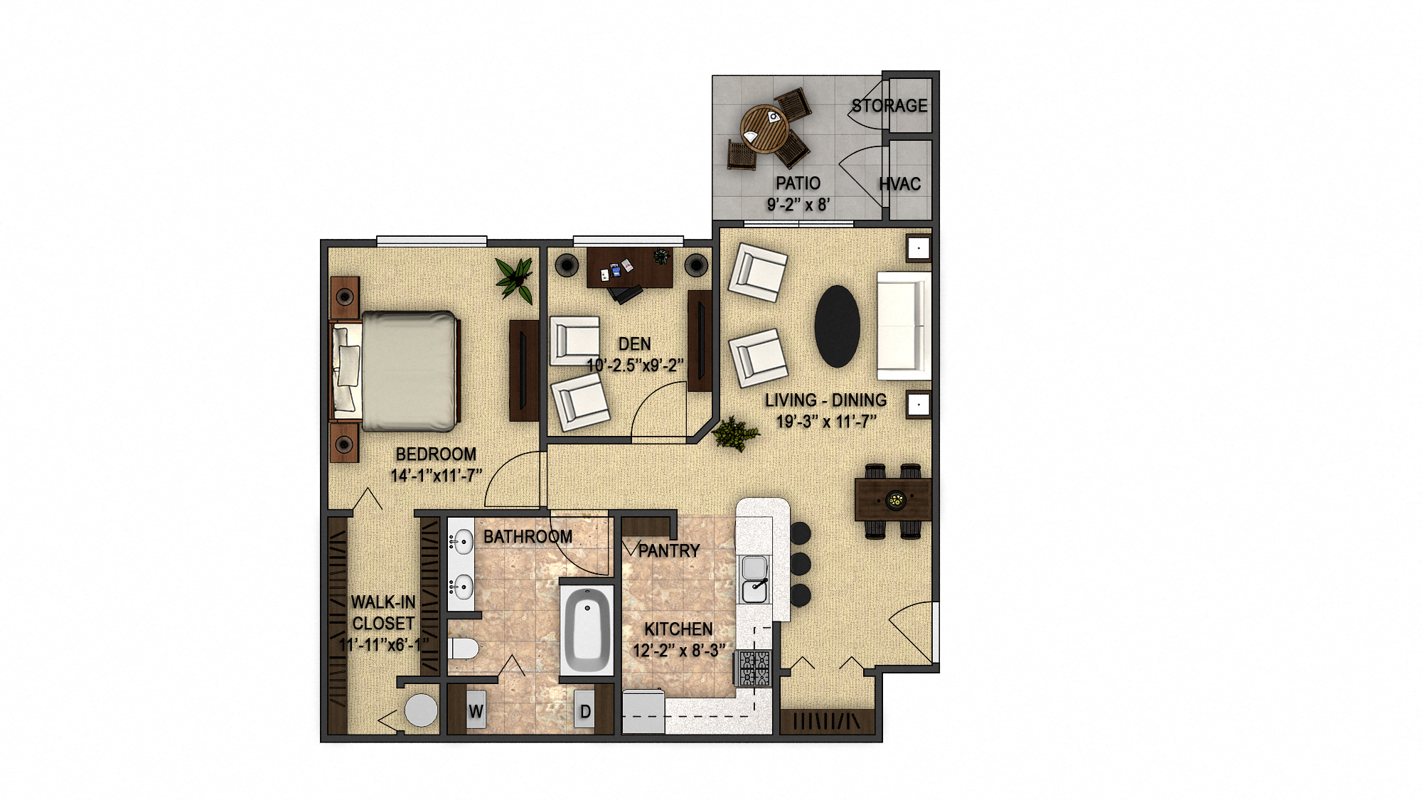 Birchwood Floor Plan 3