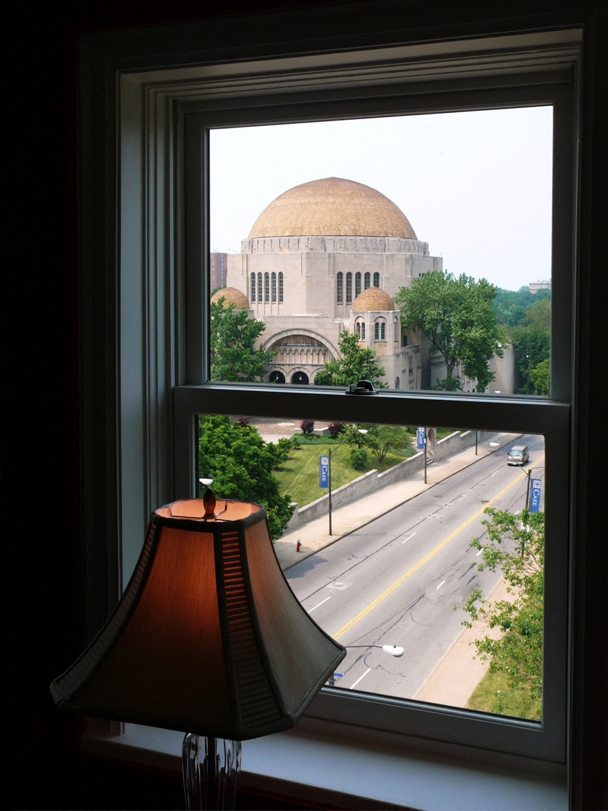 Spectacular views at Park Lane Villa Apartments in University Circle