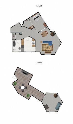 Parkside Dwellings Series 2 Floor Plan