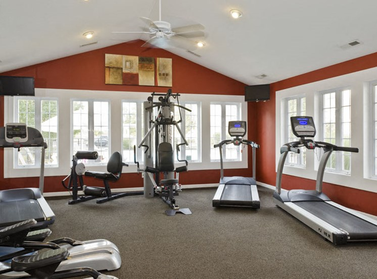 The Residences At Breckenridge Apartment Fitness Center