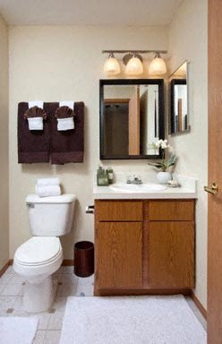 The Residences At Breckenridge Apartments Bathroom