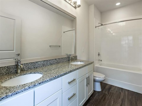 Updated Bathrooms at Berewick Pointe, North Carolina, 28278