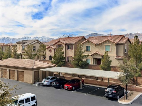 Reserved Resident Parking at Montecito Pointe, Las Vegas, NV, 89166