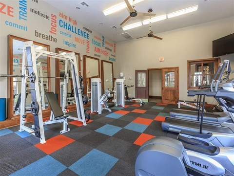 World-Class Fitness Center at Montecito Pointe, Nevada, 89166