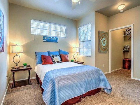 Large Bedroom at Montecito Pointe, Las Vegas, NV, 89166