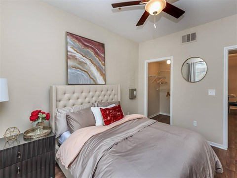 Spacious Bedrooms That Will Fit A King-Sized Bed.at Montecito Pointe, Nevada