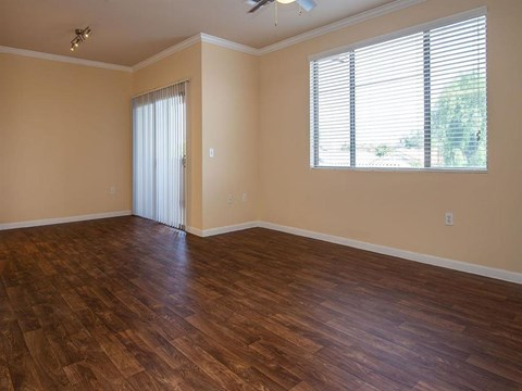 Faux Wood Flooring at Painted Trails, Gilbert, AZ
