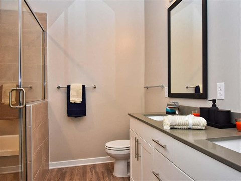 Bathroom Fitters at Pointe at Lake CrabTree, North Carolina