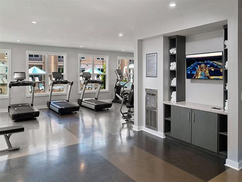 State Of The Art Fitness Center at Pointe at Lake CrabTree, Morrisville, 27560