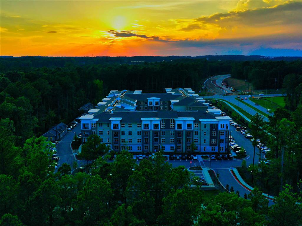 Sun-Set View at Pointe at Lake CrabTree, North Carolina, 27560