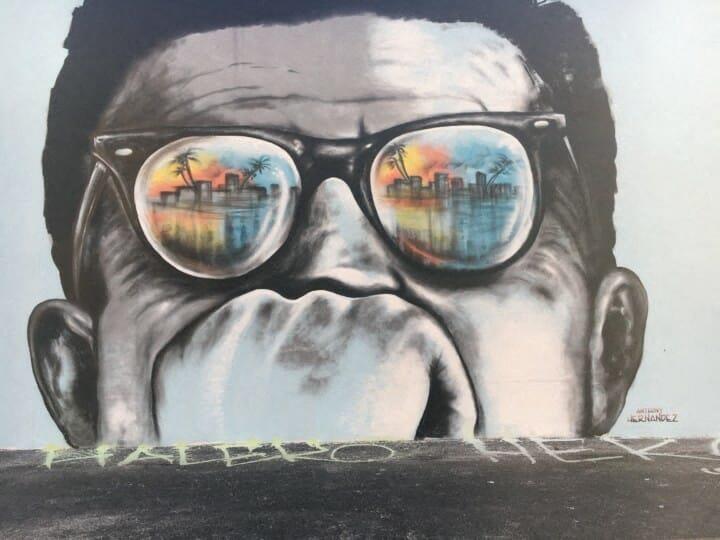 art on neighborhood  building