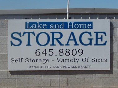 Storage Units for Rent available at 53 Vía Valdez, Page, AZ 86040 Photo Gallery 1