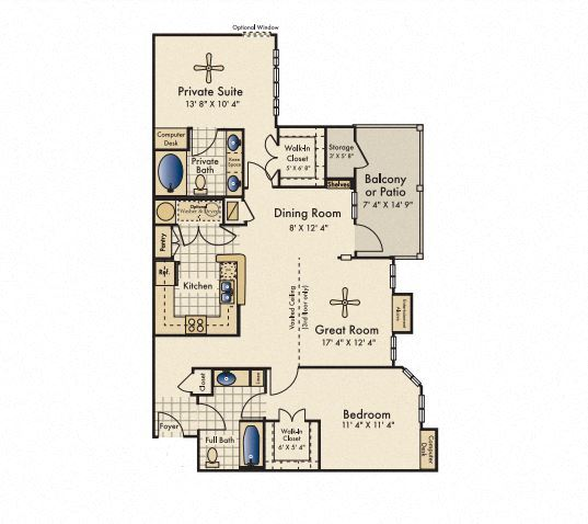 stonefield floorplan reserve by the lake