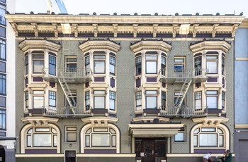381 Turk St. Studio Apartment for Rent Photo Gallery 1