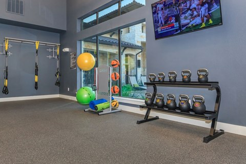Agora Stone Oak Fitness Center