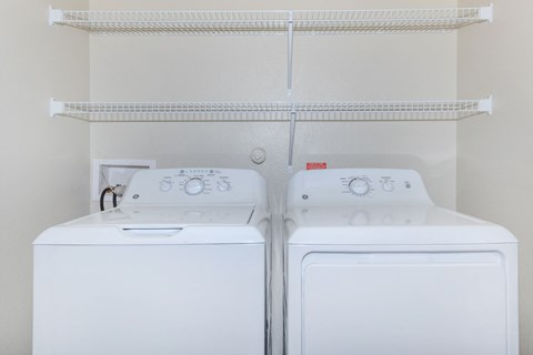 Agora Stone Oak Washer and Dryer