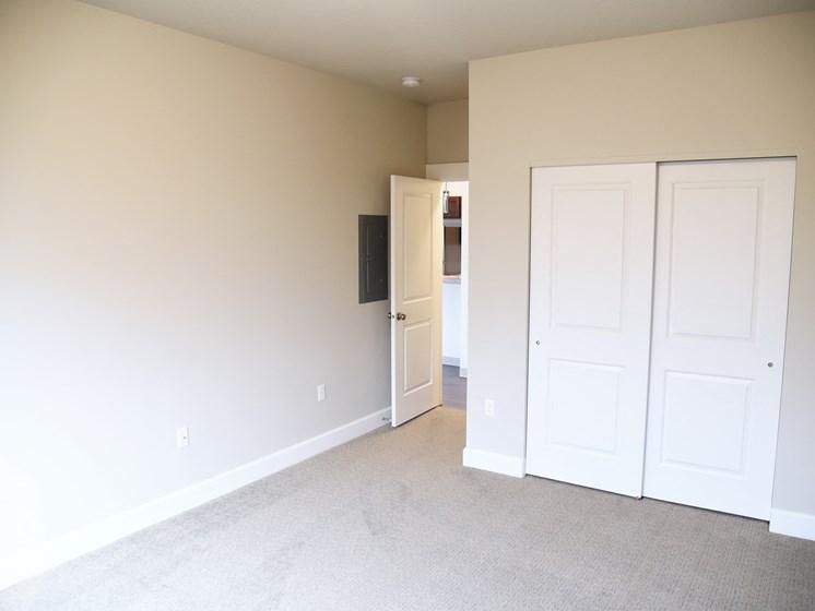 Large Closets In Bedrooms at The Brix Apartments, Washington, 99037