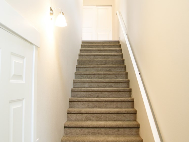 Stairway at The Brix Apartments, Washington, 99037