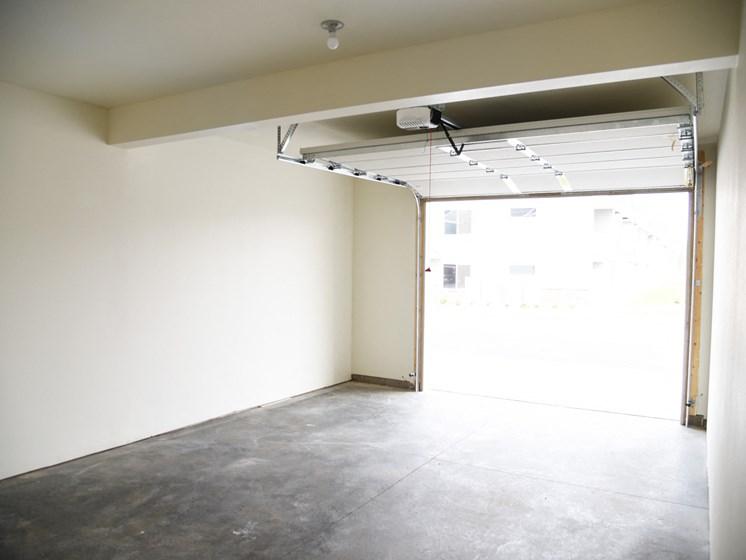 Garage at The Brix Apartments, Spokane Valley, WA