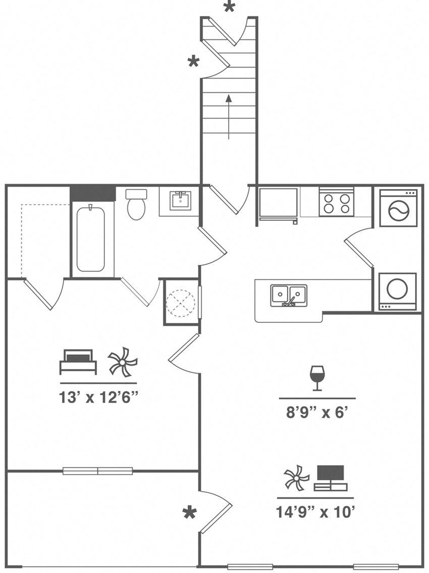 A1U +  Garage
