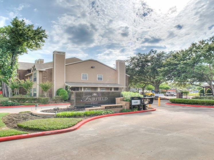 Elegant Exterior View Elegant Exterior View Of Property Exquisite Exterior Exquisite Exterior Designs Exterior View at Fairfield Cove Apartments, Texas