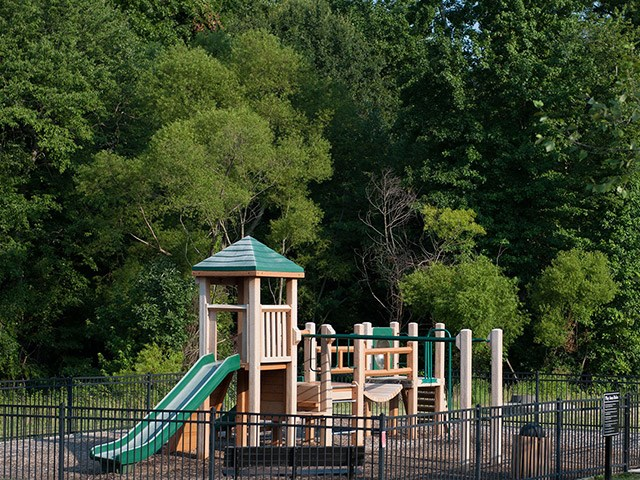 Playground at Reserve at Bridford Apartments in Greensboro