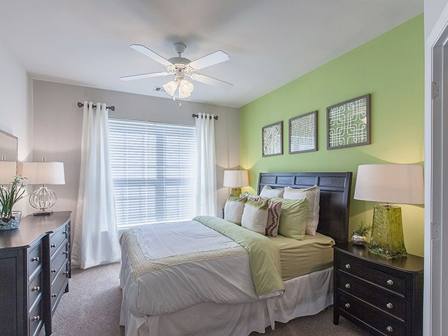 2nd Bedroom at Reserve at Bridford Apartments in Greensboro