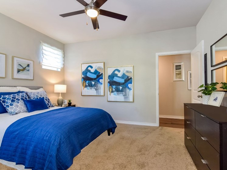 Spacious Bedroom at City North, Round Rock, Texas