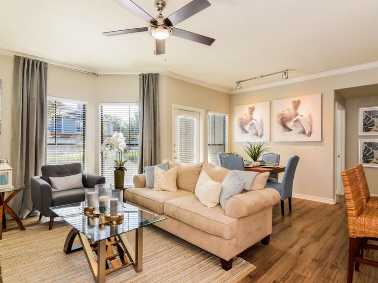 Thoughtfully Designed Living Spaces at Palm Valley, Round Rock, Texas