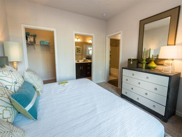 Large Bedroom En-Suite Bathroom at The Village at Marquee Station, North Carolina