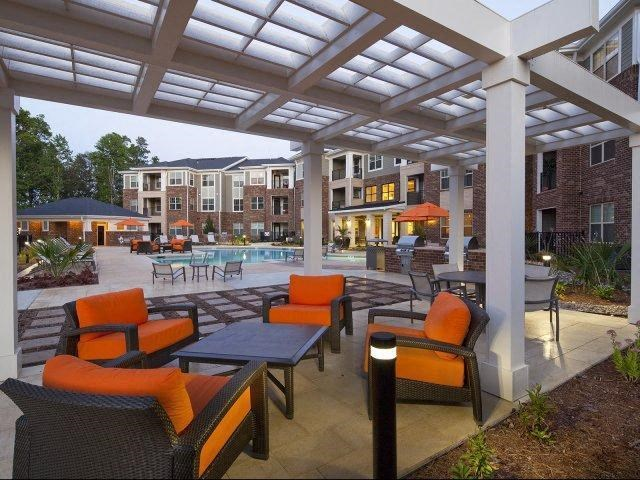 Rooftop Lounge at The Village at Marquee Station, Fuquay-Varina, NC, 27526