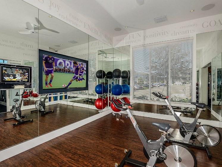 Yoga Studio at Altis Sand Lake, Florida, 32836