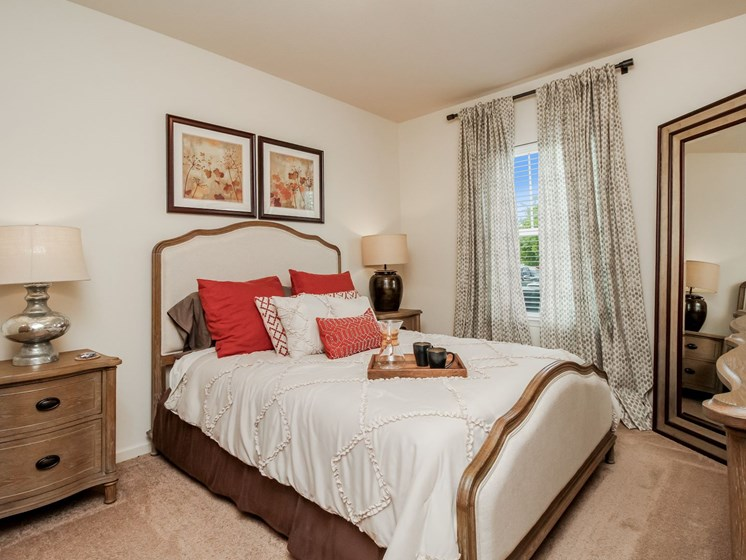 Bedroom Suite at Copperfield Apartments, Smyrna, Tennessee