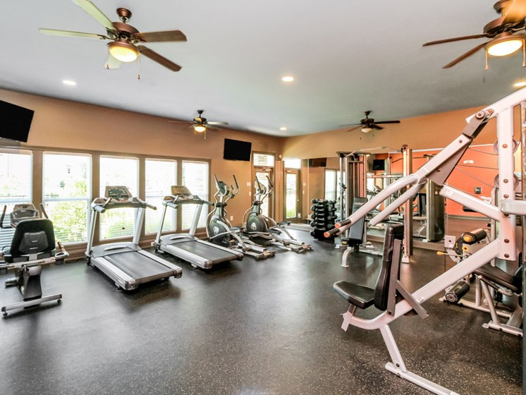 Fitness Center Access 24 hours at Copperfield Apartments, Tennessee