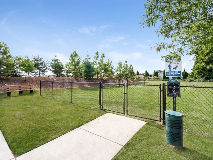 Pet Park Area at Copperfield Apartments, Smyrna, 37167