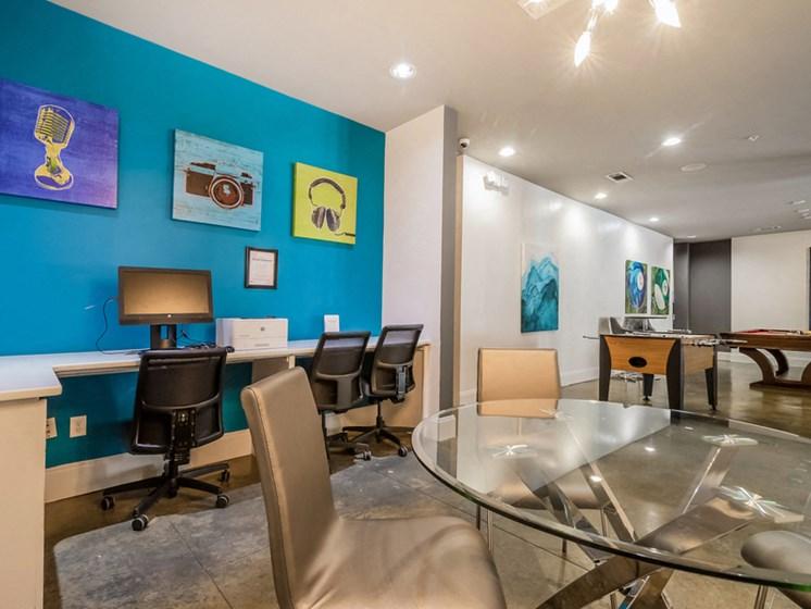 Business Center With Wifi at Sorelle, Atlanta, 30324