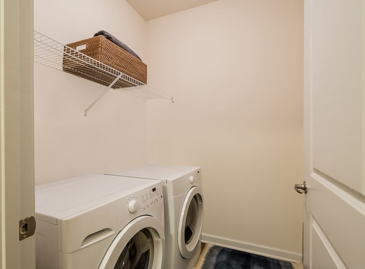 Washer And Dryer In Unit at Alexander Village, Charlotte, NC, 28262