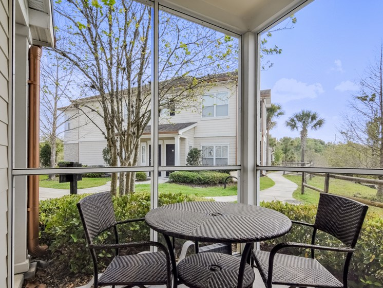 sun-room at Altis at Grand Cypress, Lutz