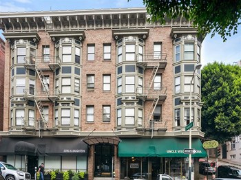 704 Bush Street Studio-2 Beds Apartment for Rent Photo Gallery 1