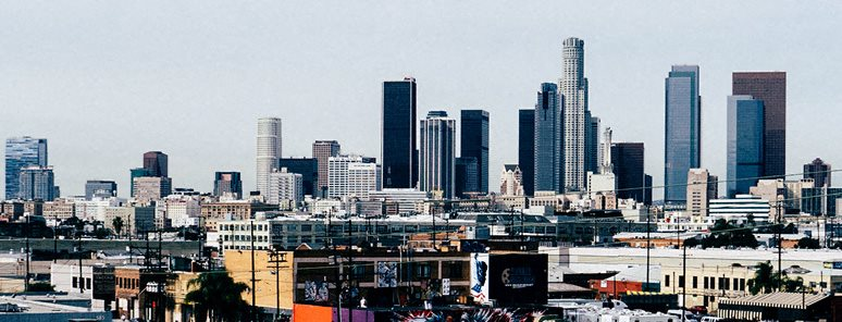 Los Angeles Banner Image 3