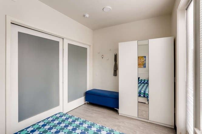 1 Bedroom, 1 Bathroom, Balcony