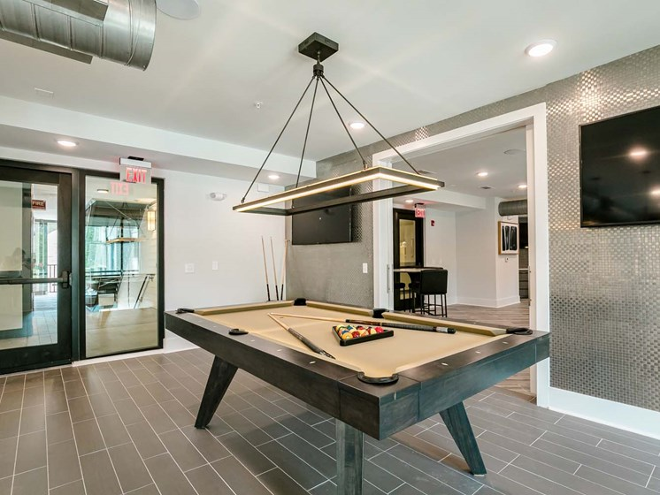Brizo Pool Table