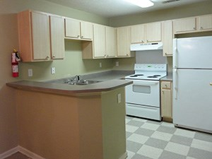 Fully Equipped Kitchen at Cypress Park Apartments, Columbus, 39702