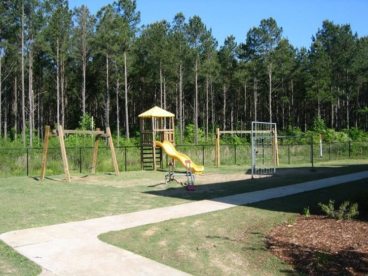 Playing Area at Cypress Park Apartments, Columbus, MS, 39702