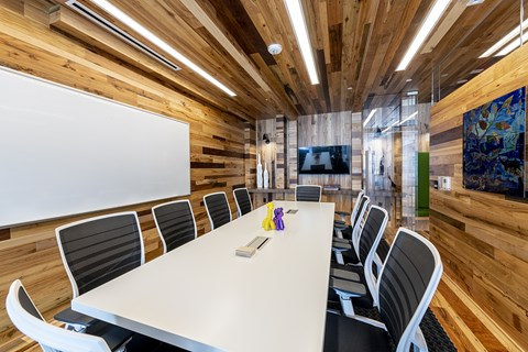 Mission Lofts Apartments Conference Table