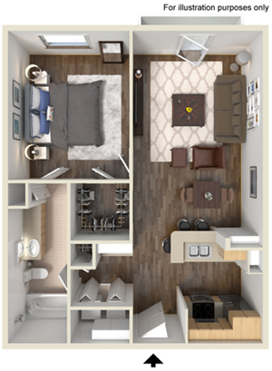 A1 | One Bedroom