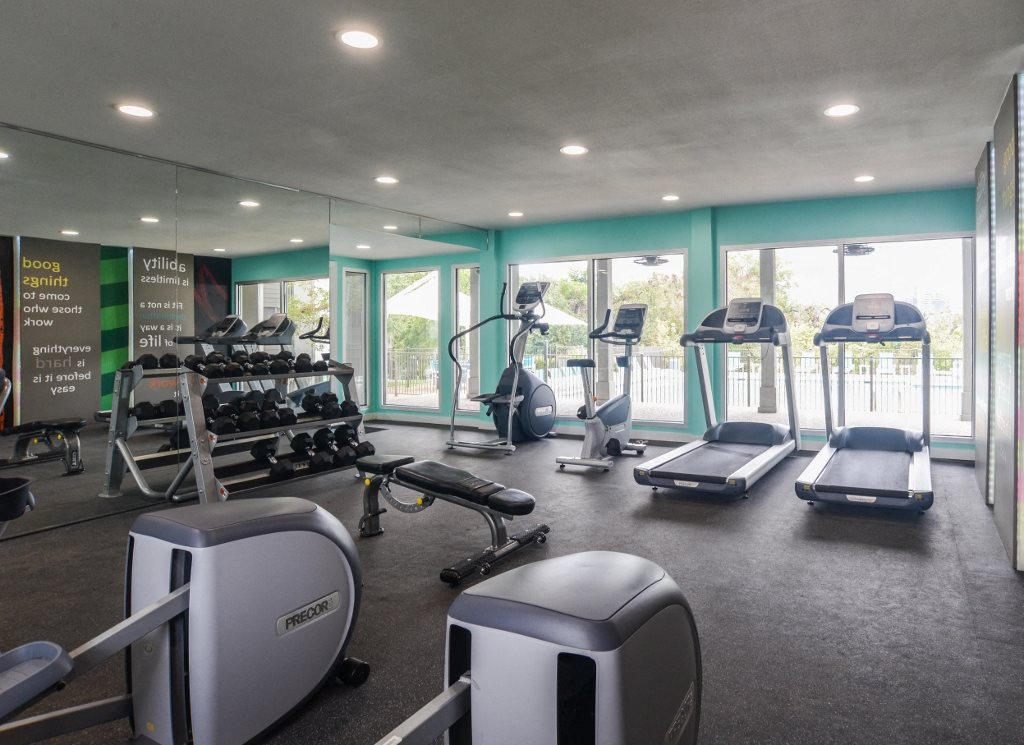 Timbercreek Apartments Fitness Center