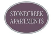 Stonecreek Apartments Purple Logo