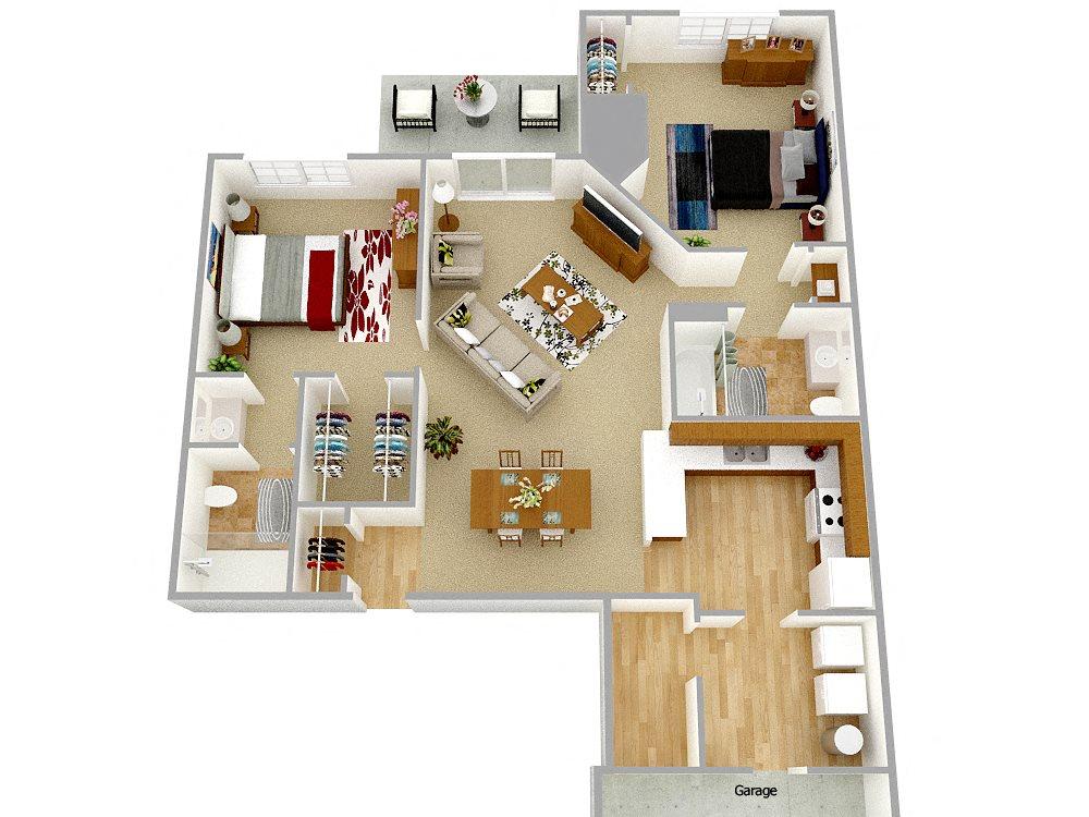 Sequoia Floor Plan 4