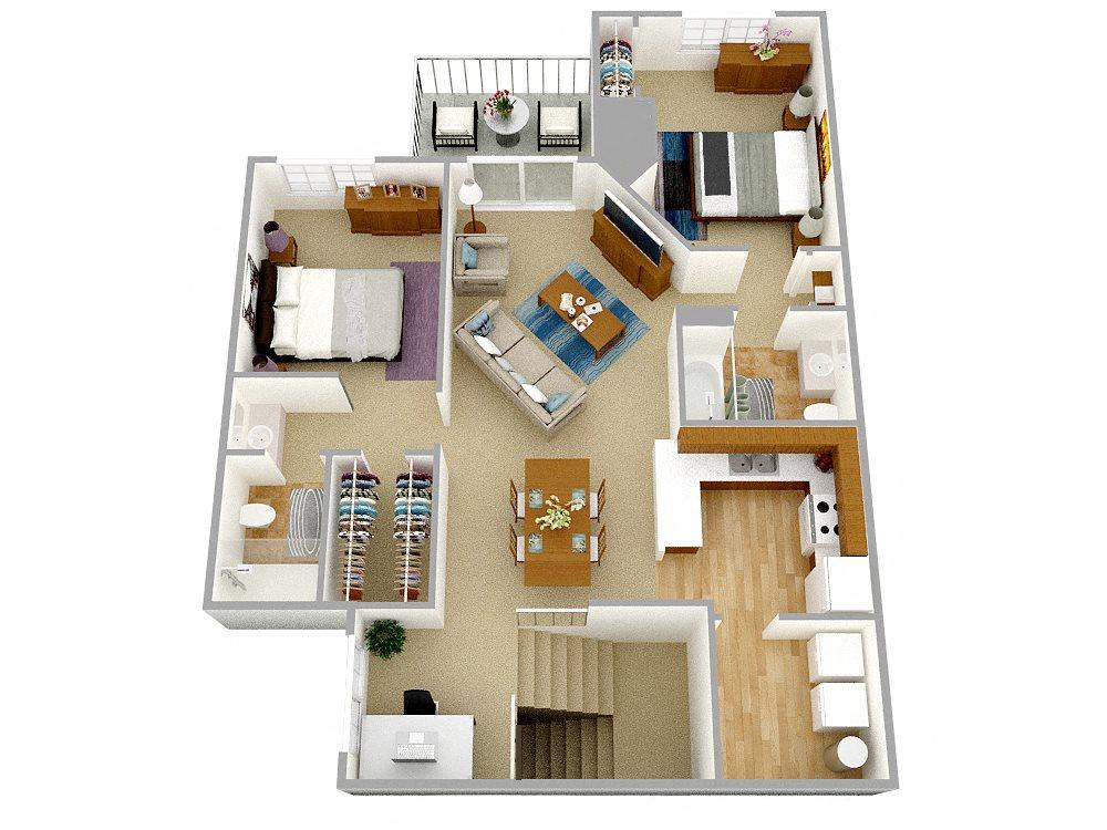 Redwood Floor Plan 5